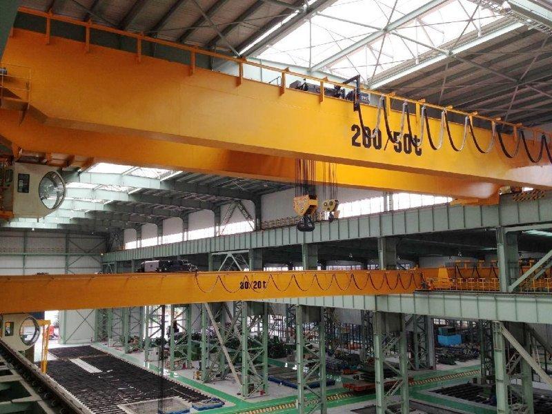 electric bridge crane